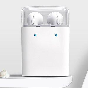 Bluetooth-наушники Dacom с кейсом для зарядки оптом