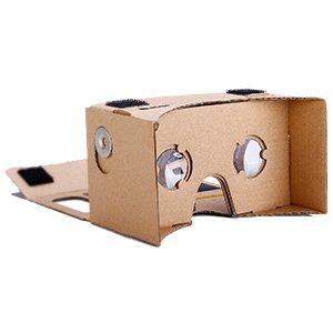 Очки виртуальной реальности Google CardBoard оптом