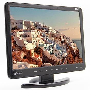 Автомобильный телевизор Eplutus EP-1608T с DVD плеером оптом