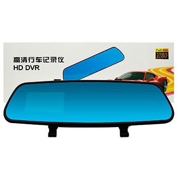 Зеркало заднего вида HD DVR с встроенным видеорегистратором оптом
