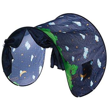 Тент-палатка на детскую кровать Небо оптом