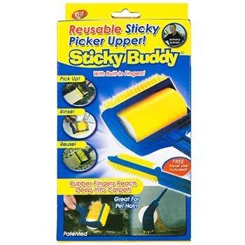 Липкие валики для уборки Sticky Buddy оптом