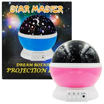 Проектор звездного неба Star Master оптом