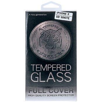 Защитное стекло 5D для iPhone X Tempered Glass оптом