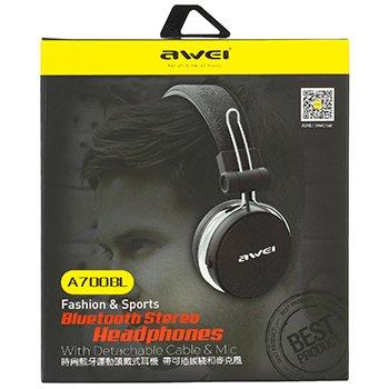 Беспроводные Bluetooth наушники Awei A700BL оптом