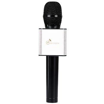 Караоке микрофон MicGeek Q9 с встроенной колонкой оптом