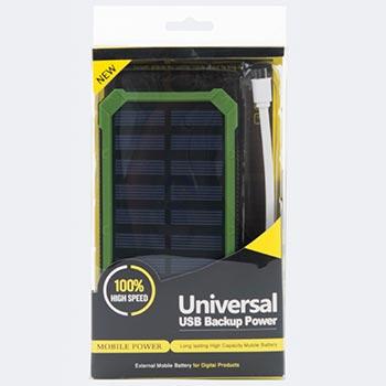Power Bank на солнечных батареях Solar Power Box 30000 mAh оптом