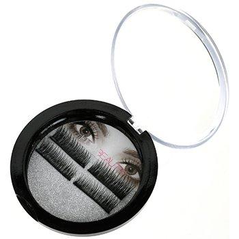 Магнитные накладные ресницы Huda Beauty (2 магнита) оптом