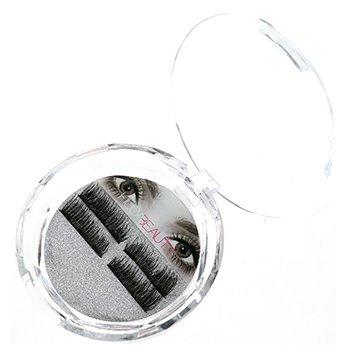 Магнитные накладные ресницы Huda Beauty (3 магнита) оптом