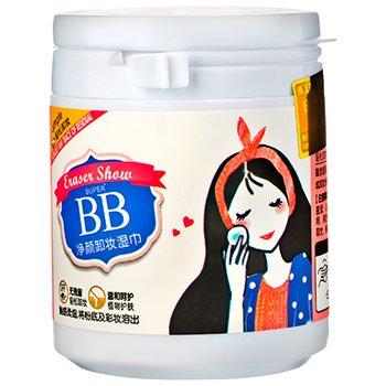 Влажные салфетки для снятия макияжа Bioaqua 100 шт оптом