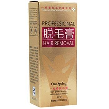 Крем для быстрой депиляции Hair Removal One Spring оптом