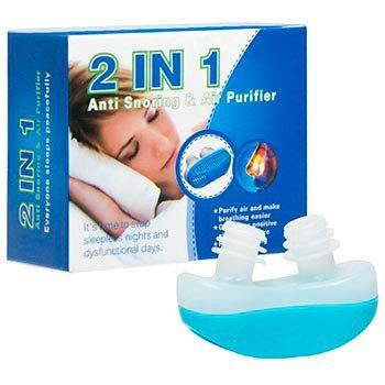 Фильтр для носа 2 в 1 Anti Snoring and Air Purifier оптом