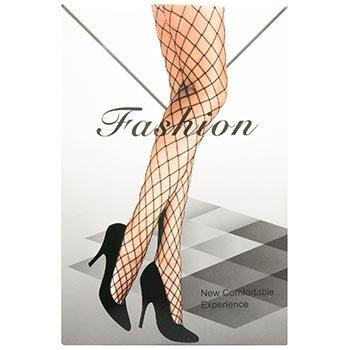 Женские колготки Fashion в сетку оптом