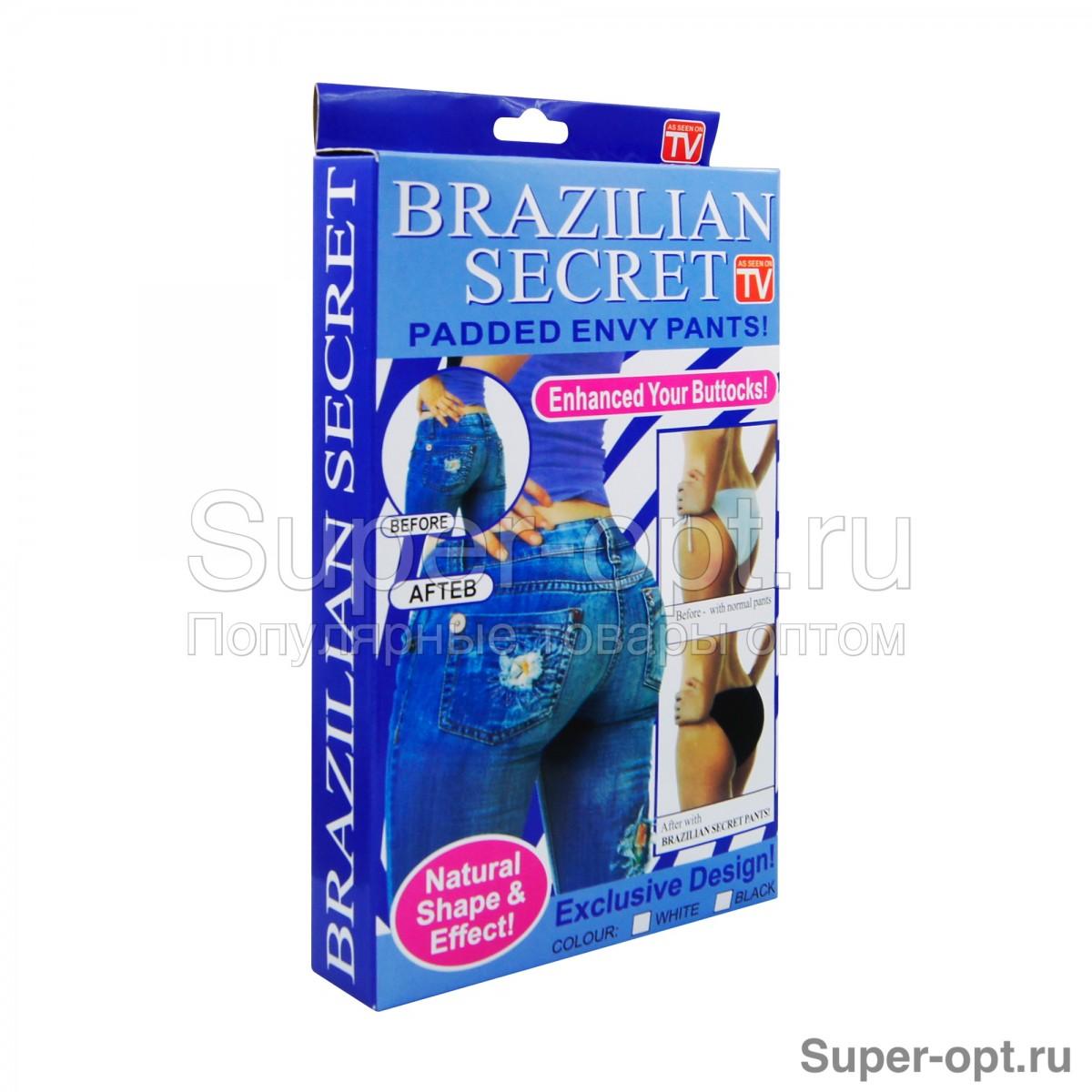 Корректирующие трусики Brazilian Secret оптом