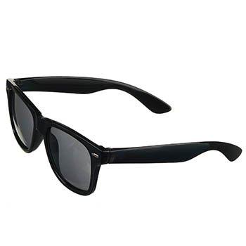 Солнцезащитные очки Look Book в глянцевой оправе оптом